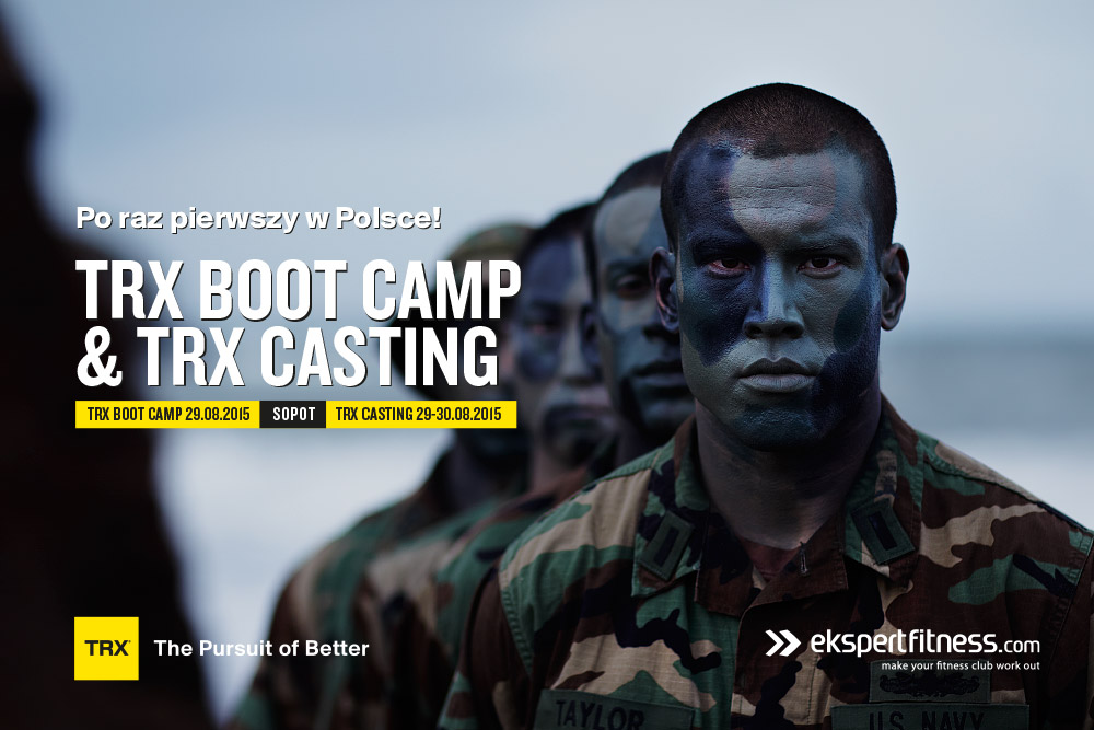 TRX Boot Camp Sopot