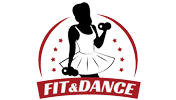 logo fit and dance